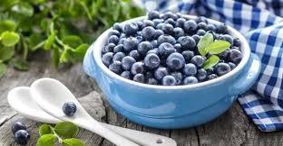 Blueberry vinegar can help fight dementia