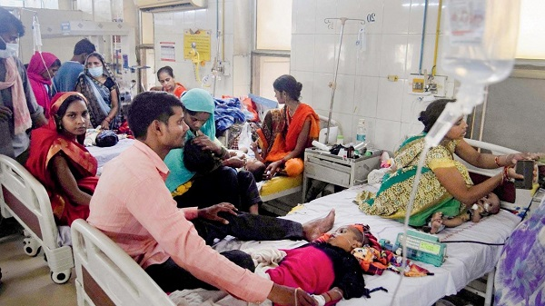 Mysterious fever creates havoc in India: What is it and how does it spread?