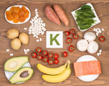 Potassium as important as sodium for healthy blood pressure