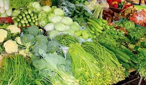 Eat Green leafy vegetables to keep your brain sharp