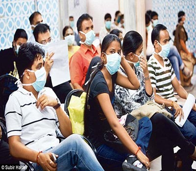 Swine flu in Hyderabad Total number of cases in January is 111