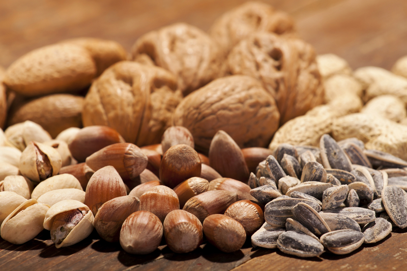 Proteins from nuts,seeds good for heart health: study