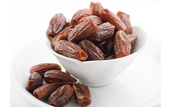 Eating dates regularly keeps blood pressure in control