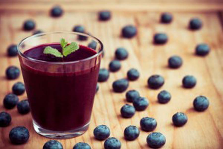 Blueberry juice may boost brain function: study