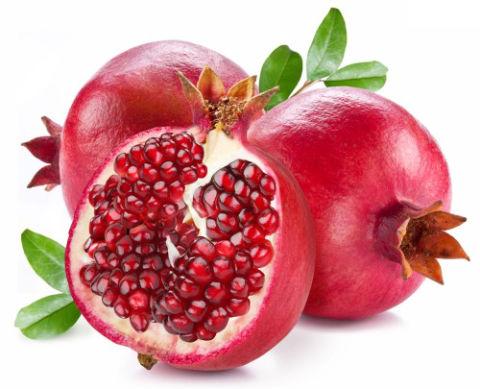 pomegranateshavesomeeffectsonheart