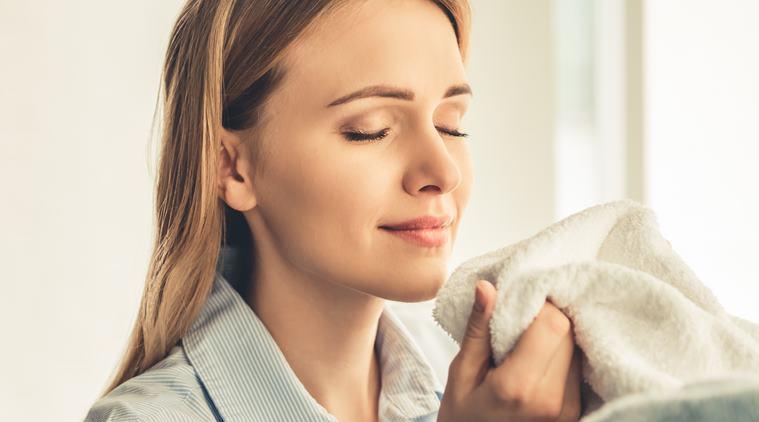 Smelling your partner