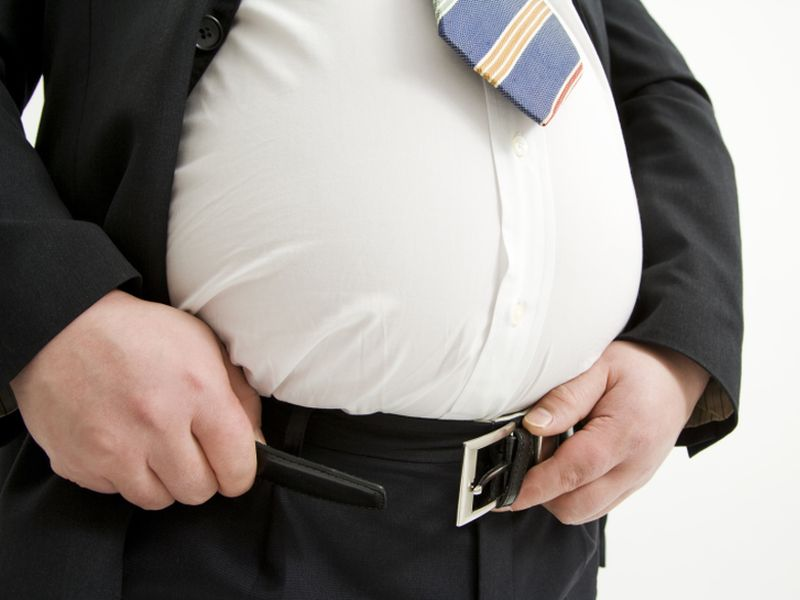 Obesity is three times deadlier for men than women: study