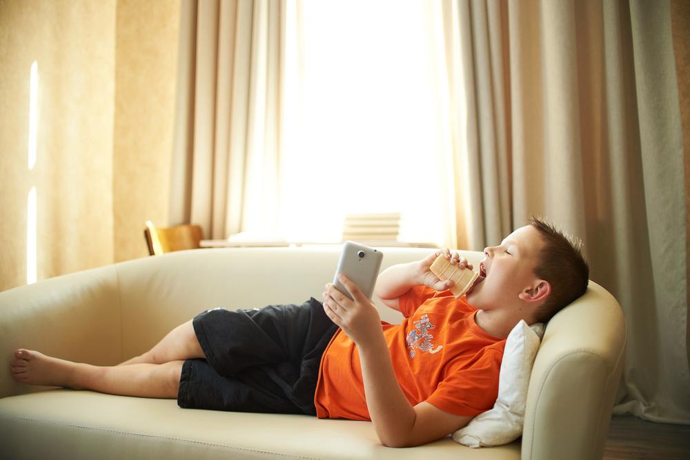Teens as sedentary as 60-year-olds : study