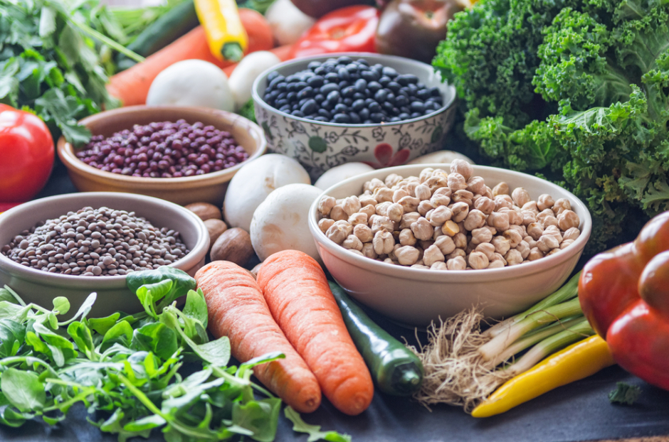 Vegetarian diet benefits health, climate: study