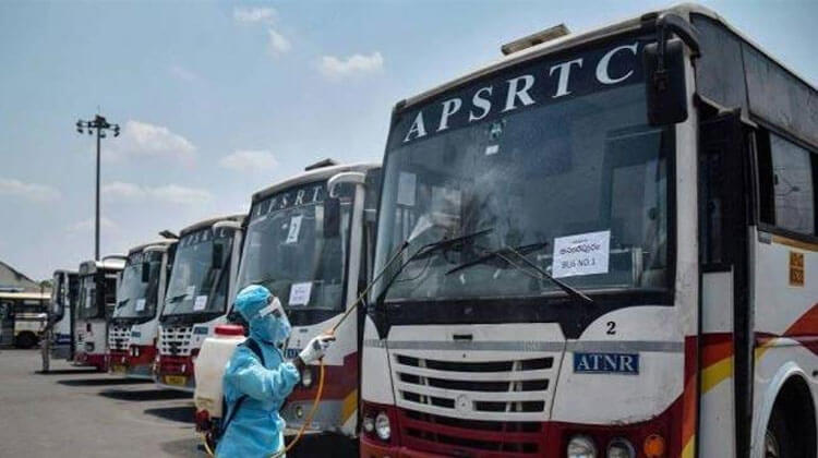 After seven months, AP and Telangana to resume inter state bus services