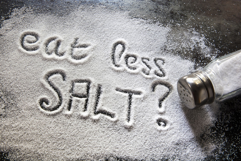 Eat less salt to prevent Kidney diseases: study