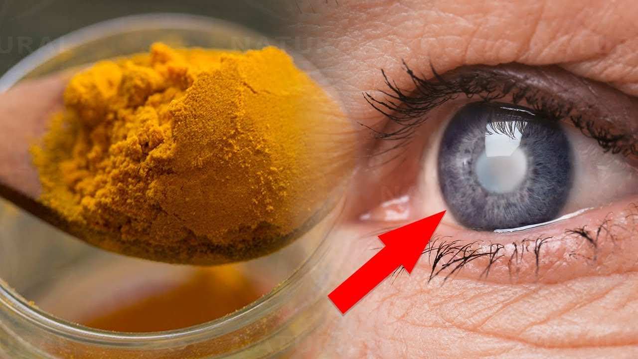 Boost your eye health with turmeric