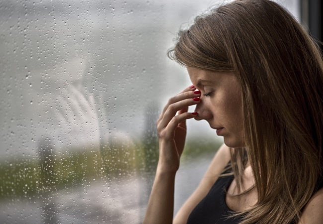 Study Revealed-Why You Get That Horrible Headache After Crying
