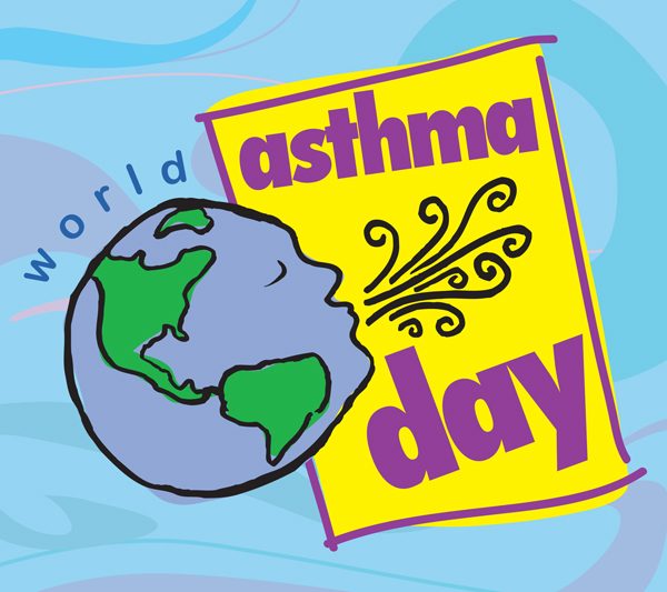 World Asthma Day celebrated today