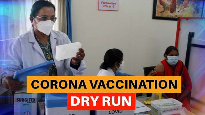 Second nationwide dry run of Covid-19 vaccination drive being held today
