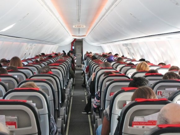Risk of picking up flu from infected passengers on flights is low: Study