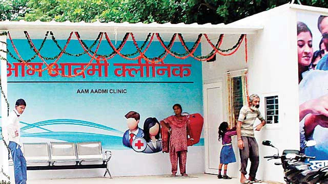 Quick opening of new Mohalla Clinics - Delhi Health minister to officials
