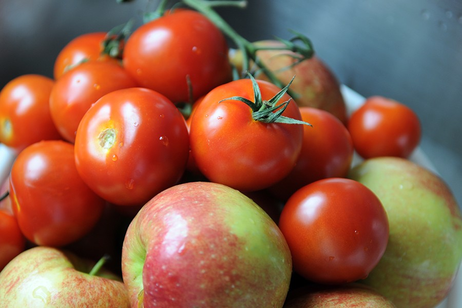 Apples, tomatoes might restore lung damage caused by smoking:Study