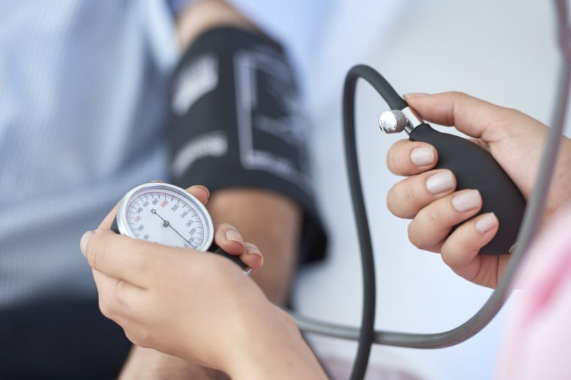 High blood pressure before age 40 tied to earlier strokes, heart disease: Study