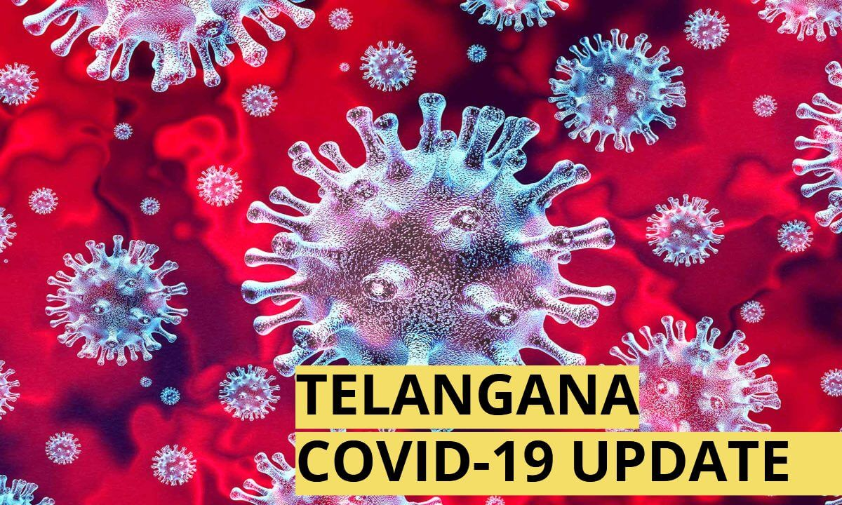 Telangana reports 1,178 new infections of COVID-19