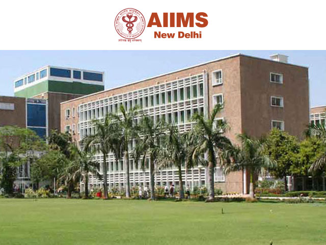 AIIMS infected doctor