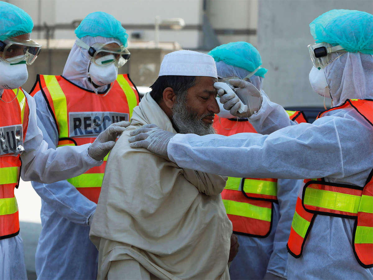 Pakistan tally count crosses 59,000-mark with 1,446 new COVID-19 cases