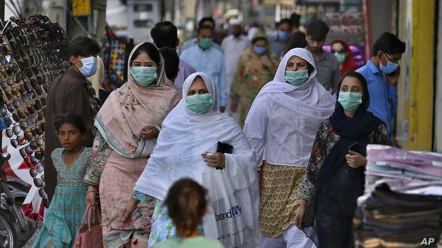Total number of Covid-19 cases climbs to 2,40,000 in Pakistan