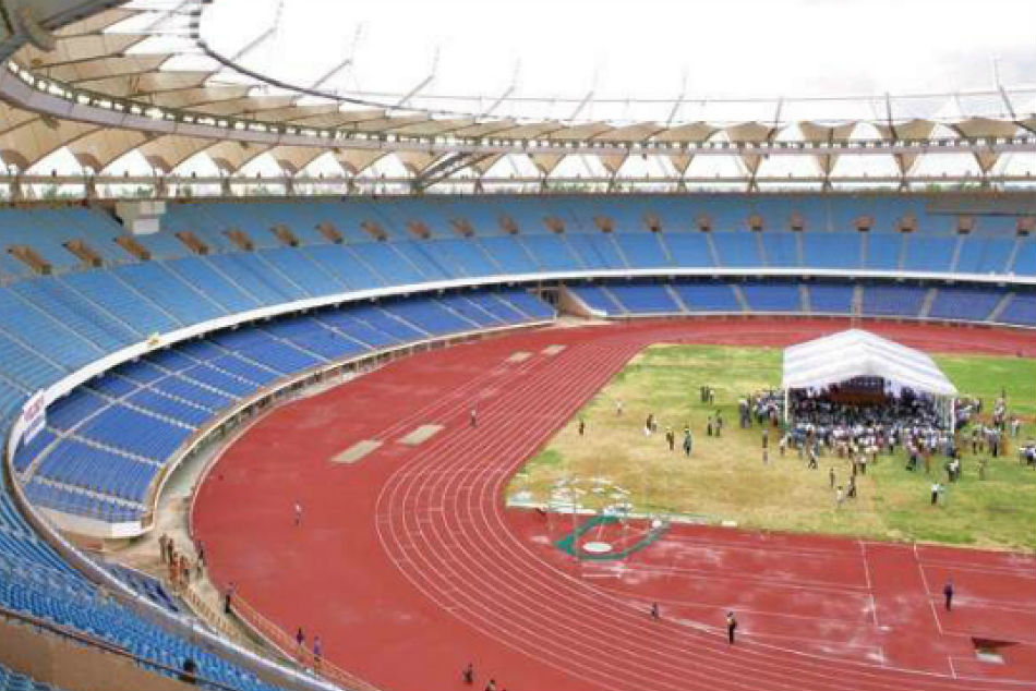 Jawaharlal Nehru Stadium in Delhi to be utilized as quarantine zone amid coronavirus crisis