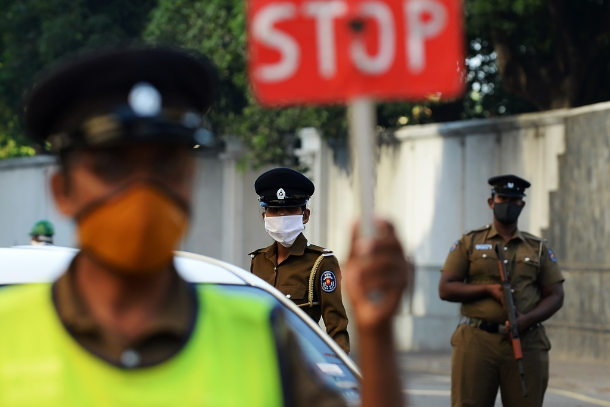 Sri Lanka to ease COVID-19 lockdown restrictions from May 26