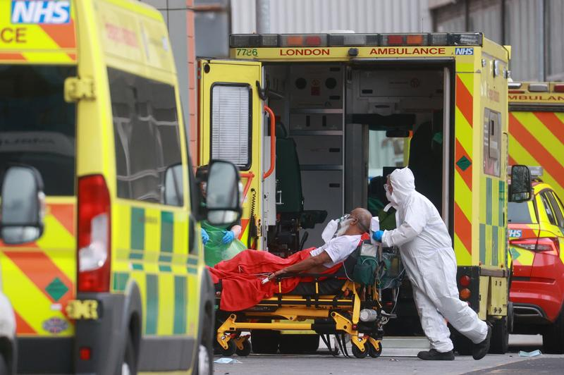 UK Covid death toll reaches 94,580