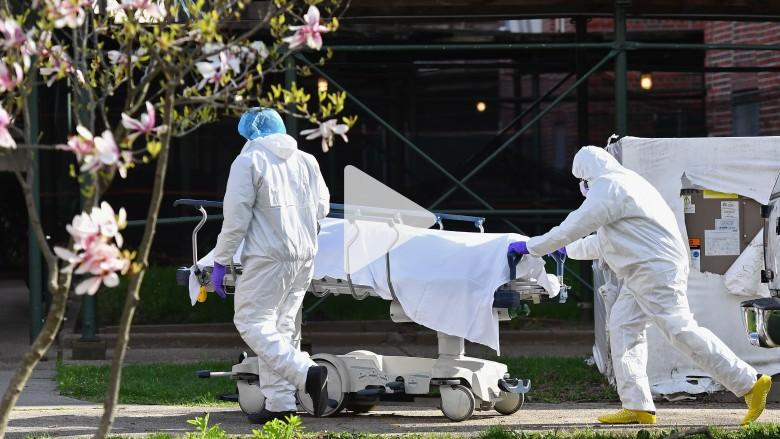 US deaths from coronavirus surpass 1,00,000 milestones