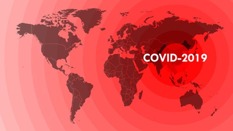 Global Covid-19 cases near 5.7 million: John Hopkins