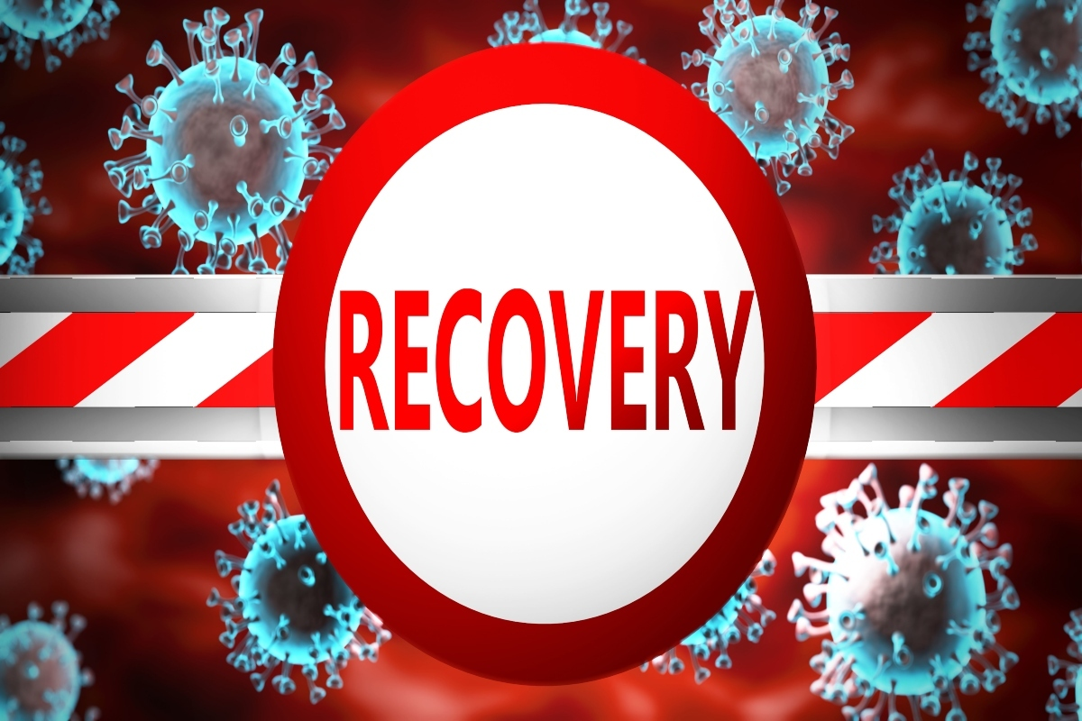Covid-19 recovery rate in country stands at 97.01 per cent