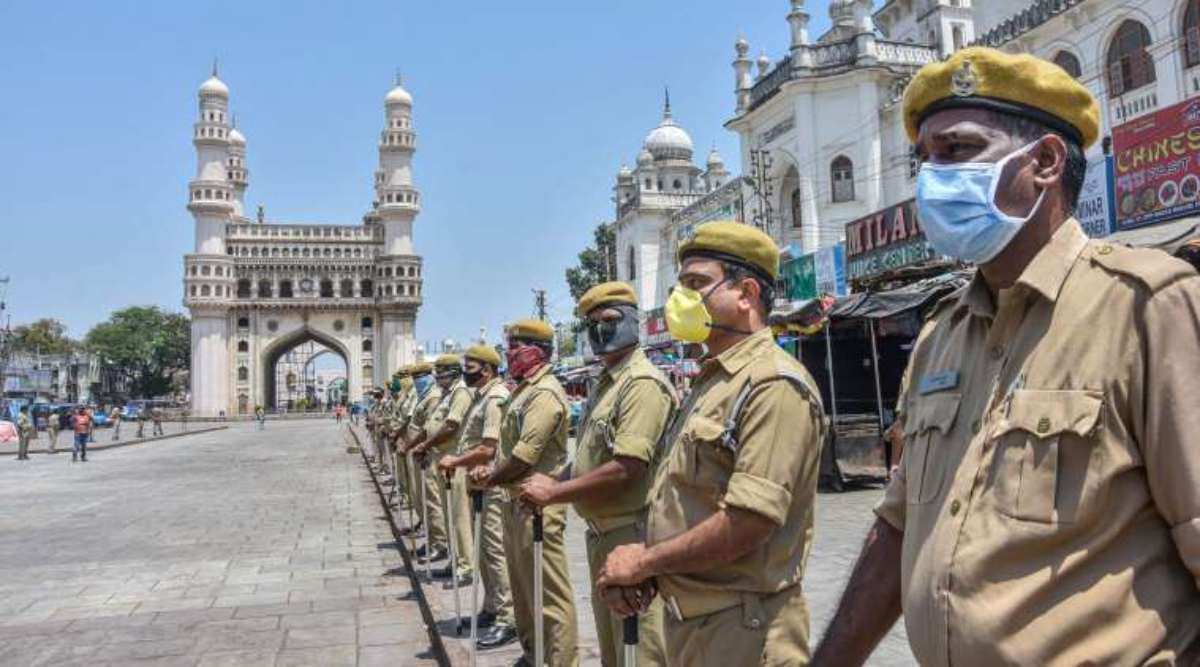Citizens of Hyderabad takes COVID-19 Lockdown rules for granted