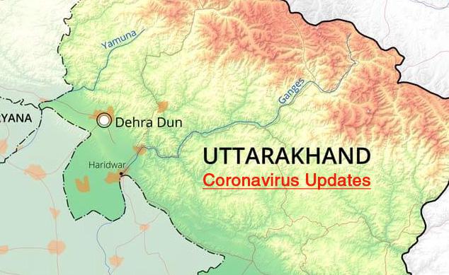Uttarakhand: Corona cases climb 3,608 in state