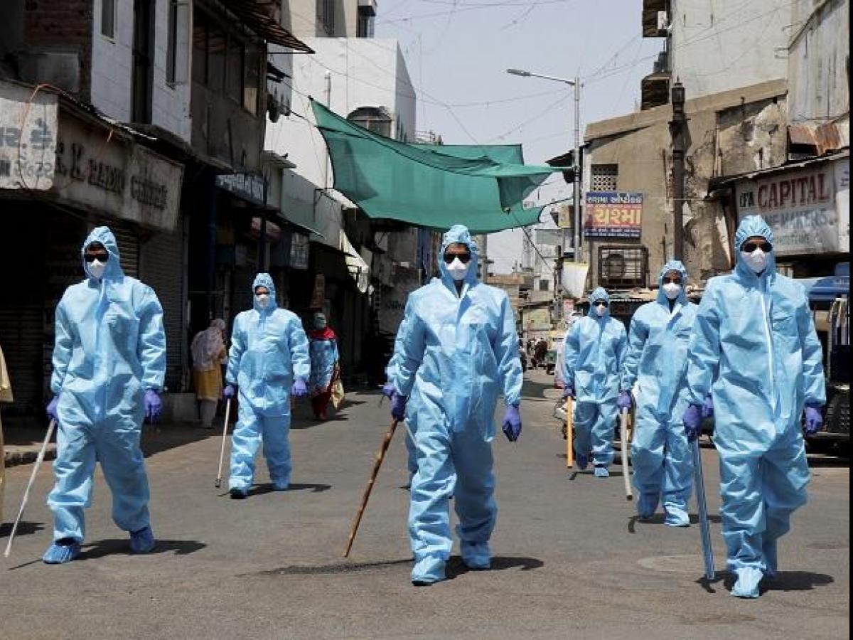 gujaratreports13050newcoronaviruscases