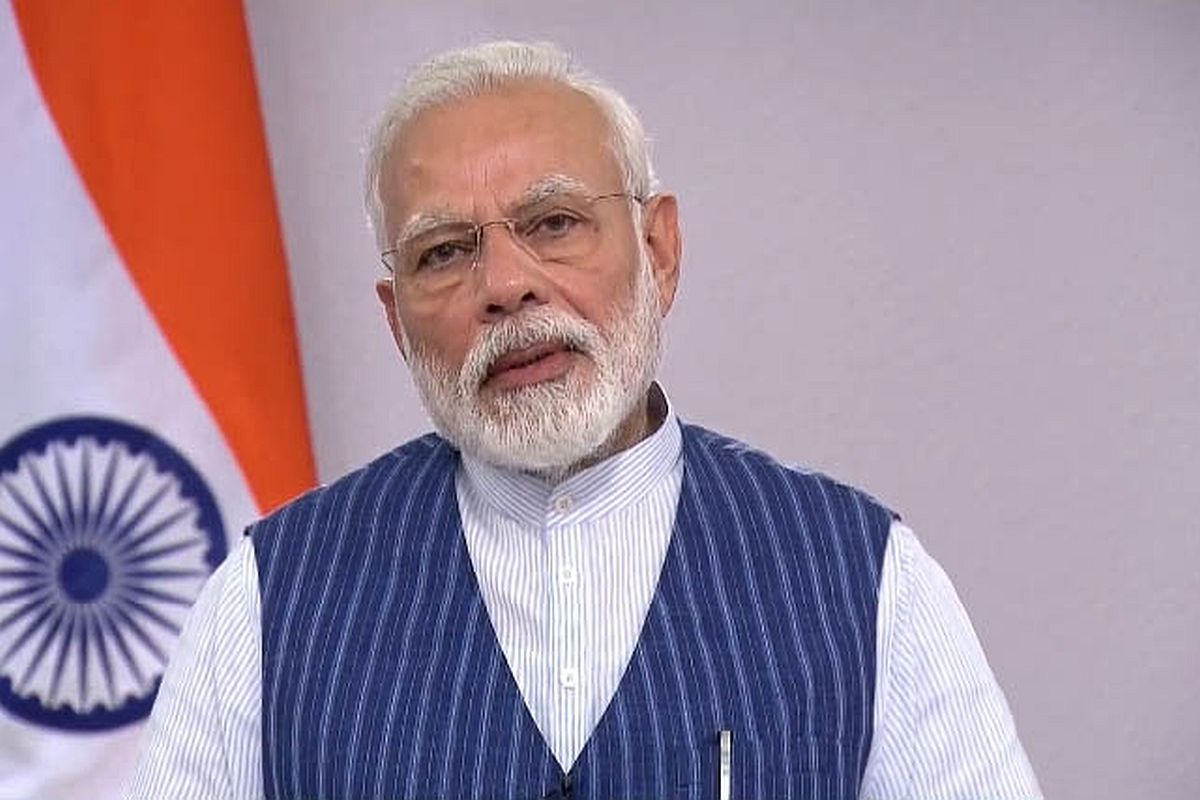 PM Modi to share a video message with the countrymen tomorrow at 9 AM