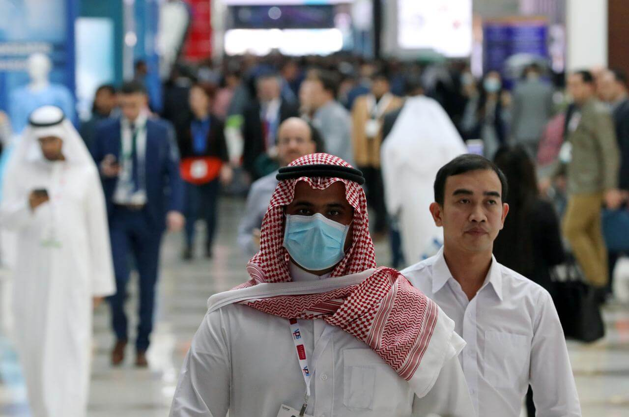 More new 638 coronavirus cases registers in UAE