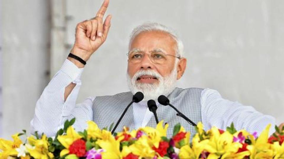 PM Modi to address three election rallies in Maharashtra today