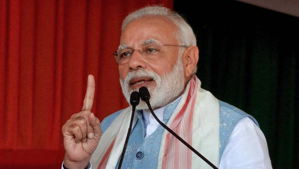 PM Modi accuses Congress, Left of spreading confusion and violence over CAA