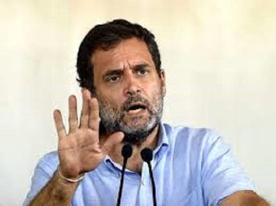 Rahul Gandhi says Modi government harmful for employment: