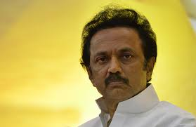 MK Stalin meets TN Governor, demands establishment of govt in state