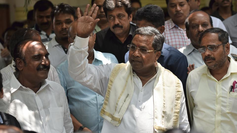 Election May be at any time: Siddaramaiah