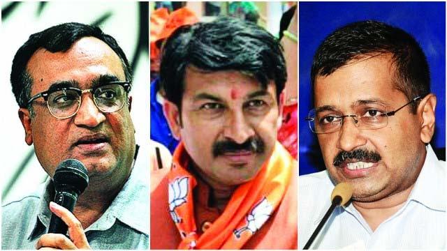 mcd-election-results-2017-bjp-set-for-huge-win-in-delhi-arvind-kejriwal-spurned-show-leads