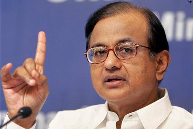 P Chidambaram Accuses BJP of