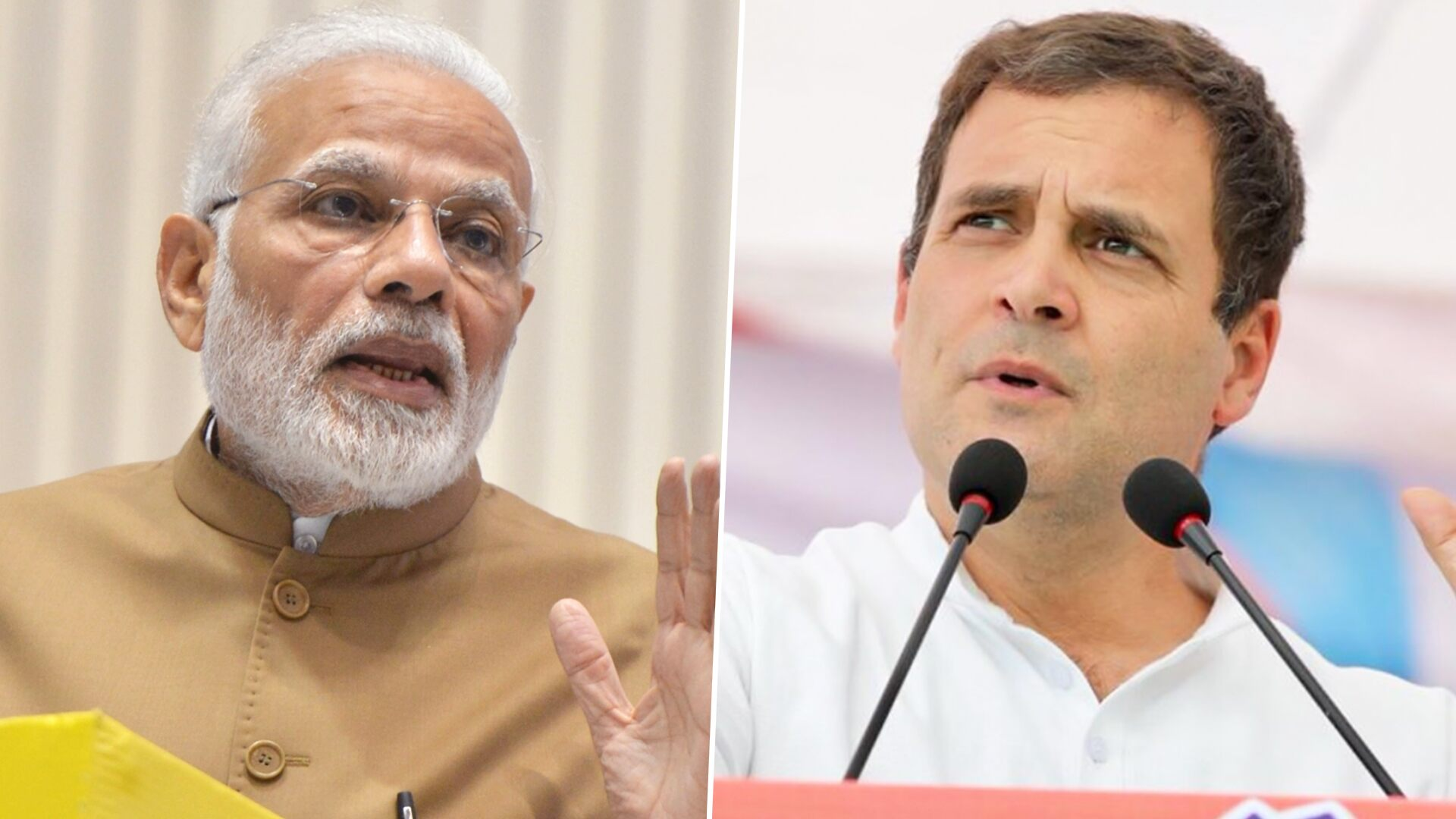 PM Modi, Rahul Gandhi to hold rallies in Jharkhand today