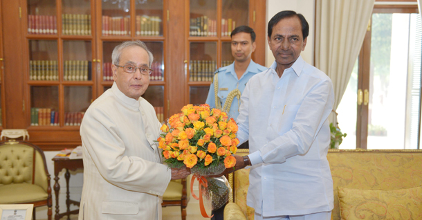 CM invites Pranab, Javdekar for OU centenary fete