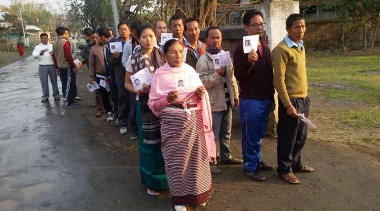 Assembly Elections 2017: Voting begins for first phase of polls in Manipur