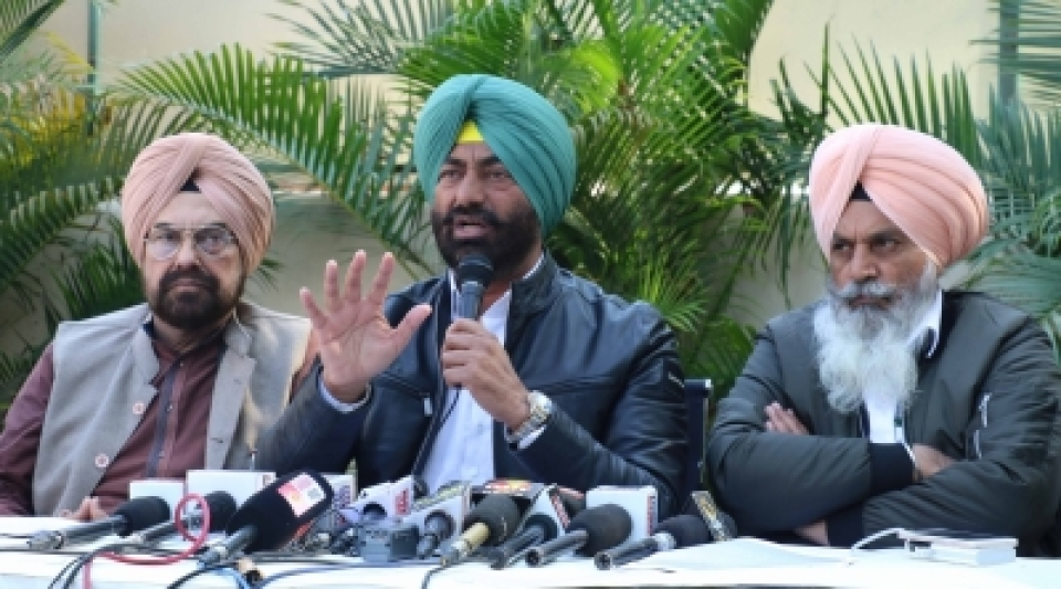 Punjab Democratic Alliance comprising six political parties announce its candidates for Lok Sabha