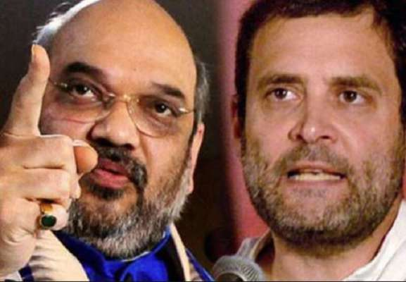 Amit Shah and Rahul Gandhi to address election rallies in Haryana